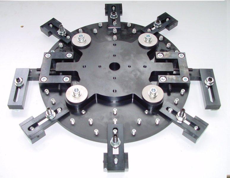 зажимная плита для токарного станка unigrind FD